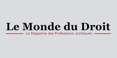 Logo Le Monde du Droit
